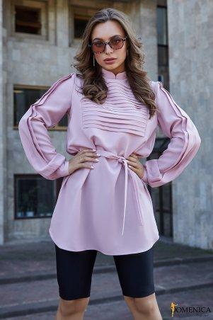 Domenica. Удлиненная блуза из софта -. Артикул: Р 2516 L