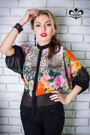 Luzana: Блуза Нелли - главное фото