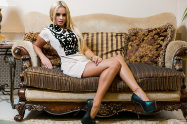 Jadone Fashion: Платье Энжи - главное фото