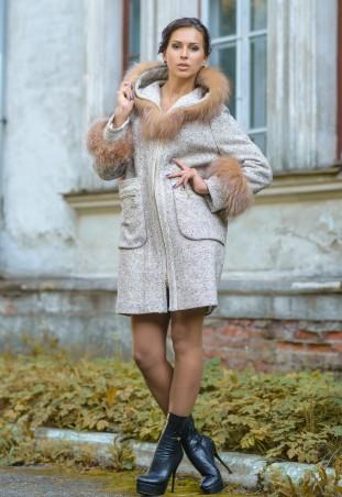 Bazhani: Пальто Луиза - главное фото