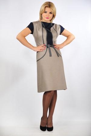 Tamara Style: Платье М-85 (с поясом) - главное фото