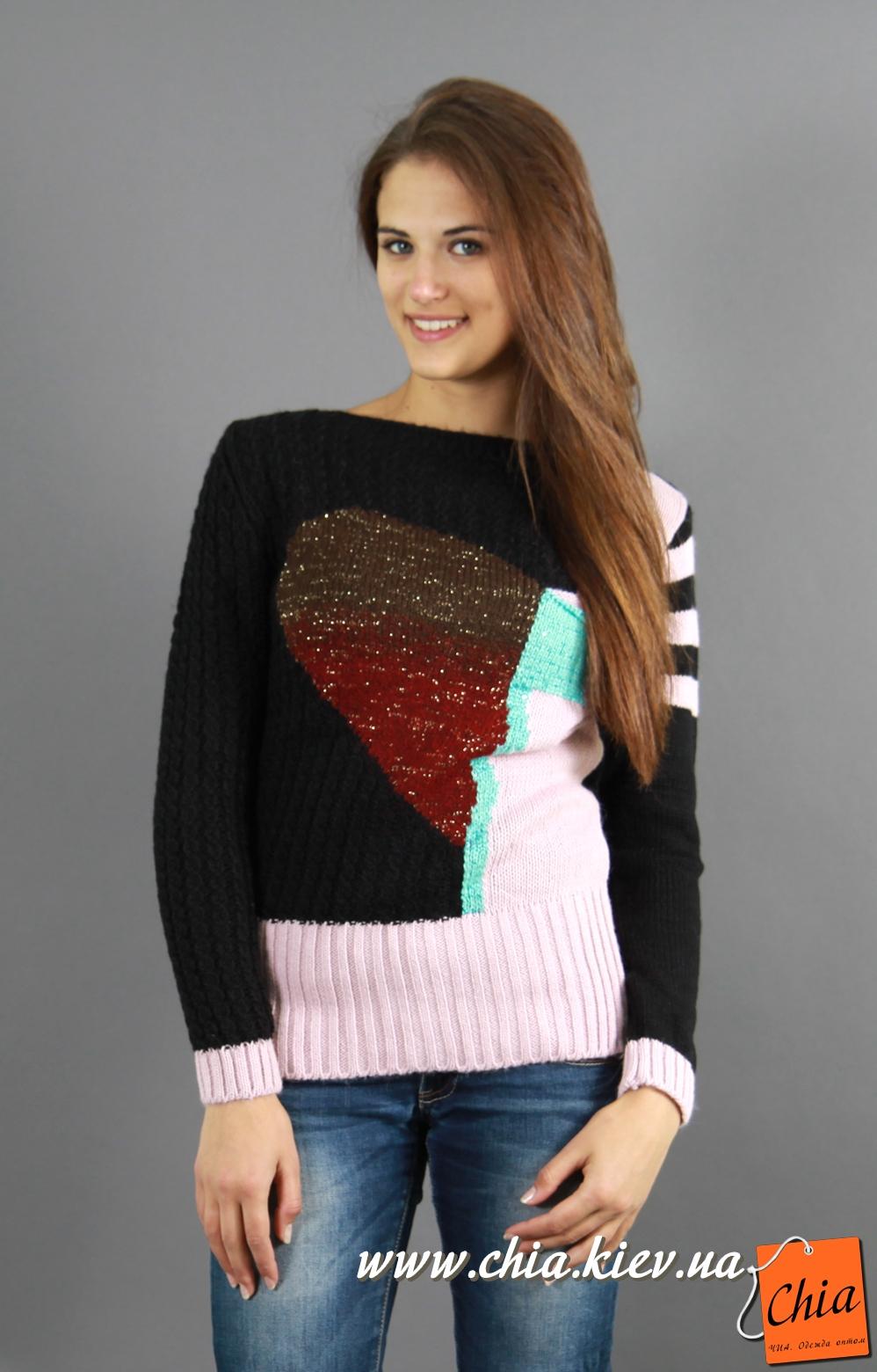 вязаные женские свитера 2015 с доставкой