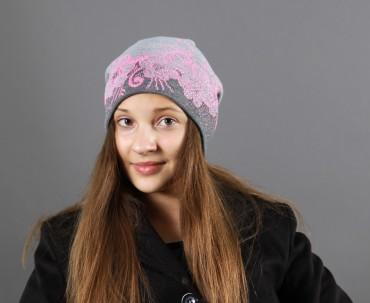 Bakhur: Вязаная шапка 2105 - главное фото