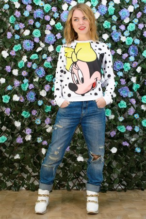 "5.3 Mission: Свитшот ""Minnie Mouse"" 0002 - главное фото"