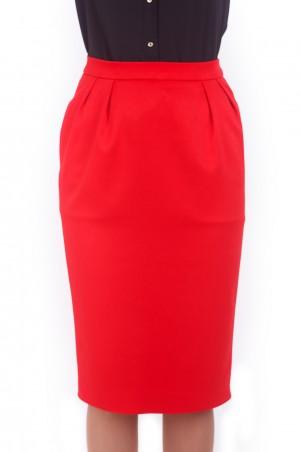 Lilo: Красная юбка-карандаш 183 - главное фото