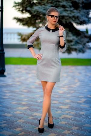 Bisou: Платье с люрексом 7435 - главное фото