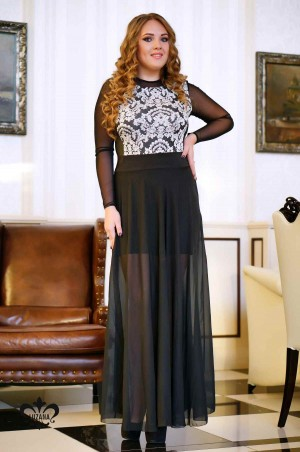 Luzana: Платье Клери - главное фото