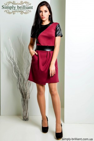 Simply brilliant: Платье Мишель - главное фото