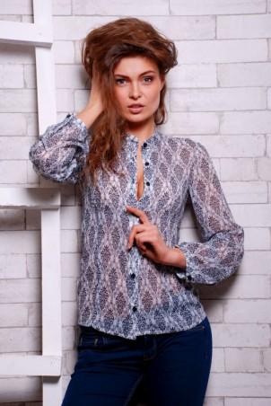 "FashionUp: Рубашка д/р ""Kristy"" RB-1007D - главное фото"