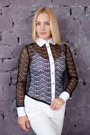 "FashionUp: Рубашка""Lace"" RB-1019A - главное фото"