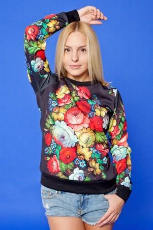 "FashionUp: Свитшот ""Sweatshirt"" KF-1012G - главное фото"