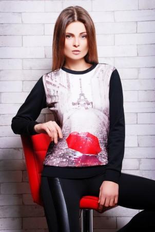 "FashionUp: Свитшот ""Sweatshirt"" KF-1013G - главное фото"
