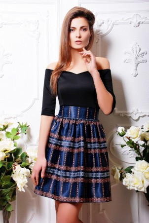 "FashionUp: Платье""Lady"" PL-1062B - главное фото"