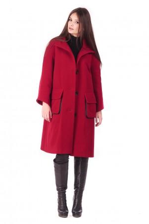 Lilo: Красное пальто oversize 158 - главное фото