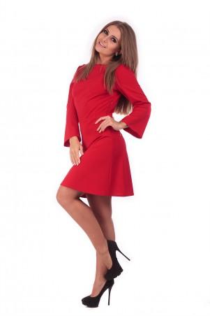 Lilo: Красное платье трапеция 157 - главное фото