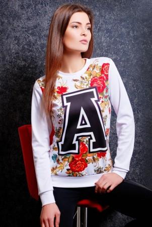 "FashionUp: Свитшот ""Sweatshirt"" KF-1017D - главное фото"