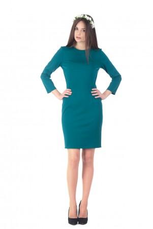 Lilo: Элегантное приталенное платье Lilo 153 - главное фото
