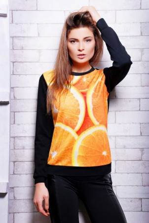 "FashionUp: Свитшот ""Sweatshirt"" KF-1017B - главное фото"