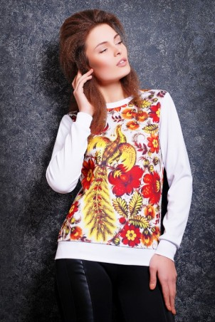 "FashionUp: Свитшот ""Sweatshirt"" KF-1017A - главное фото"