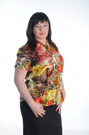 """Mili: блуза """"фелиция"""" 1001 - главное фото"""