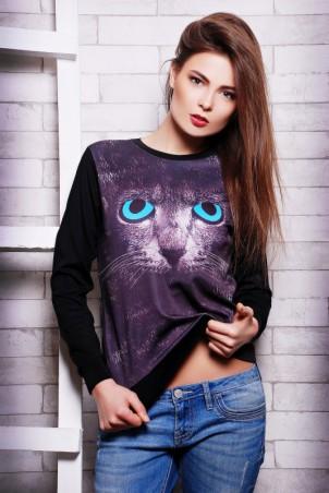 "FashionUp: Свитшот ""Sweatshirt"" KF-1106d - главное фото"