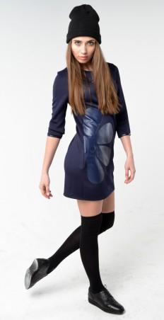 TessDress: Стильное платье Ромашка 1072 - главное фото