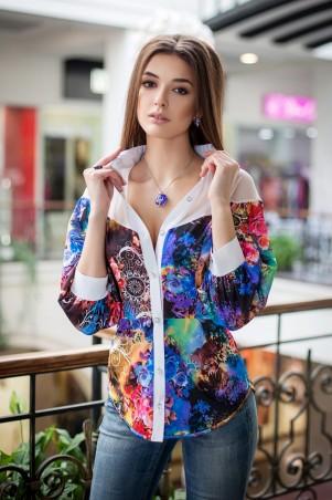 Vision FS: Блуза «Версаль» 15609 - главное фото