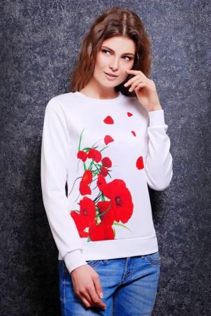 "FashionUp: Свитшот ""Sweatshirt"" KF-1127d - главное фото"