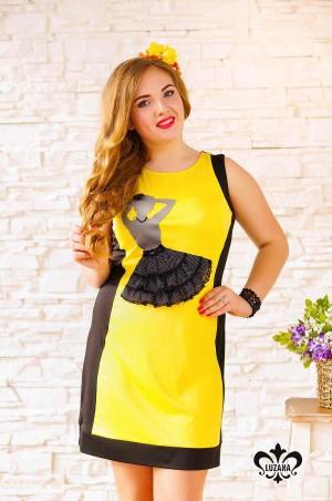 Luzana: Платье Сальса - главное фото