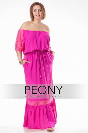 Peony: Платье Альпина 060215 - главное фото