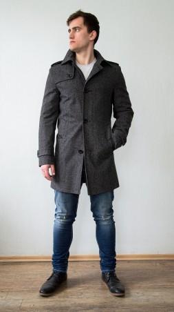 Sergio Cotti Man: Пальто 7-012 - главное фото