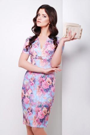 Glem: Платье Энжи к/р - главное фото