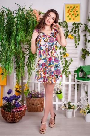 "Vision FS: Платье-рубашка ""Соланж"" 15525 - главное фото"