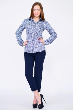 "Ri Mari: Блуза ""Моника-Айс"" БЛ 16.2-27/14 - главное фото"