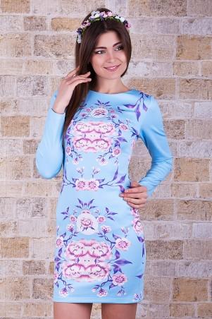 Glem: Платье Пионы  Лея-1 д/р - главное фото