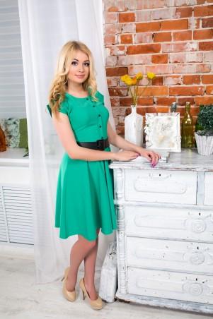 "InRed: Бирюзовое   платье ""Pretty girl"" 7100 - главное фото"