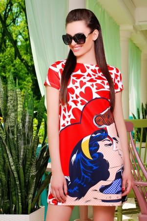 Glem: Платье Поцелуй  Тая-1 к/р - главное фото