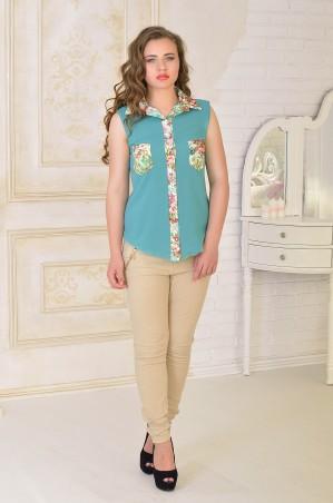 Olis-Style: Рубашка Одилия - главное фото