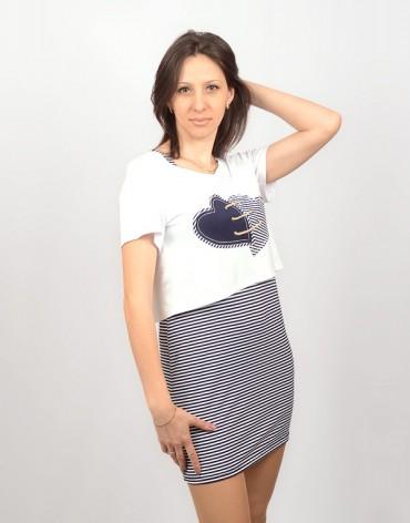 Interbest: Летнее платье Ксюша - главное фото
