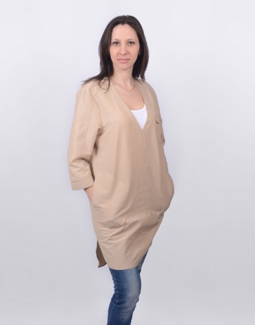 Interbest: Летнее платье Сафари - главное фото
