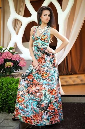 """Vision FS: Платье """"Лорен-Блю"""" 15544 - главное фото"""