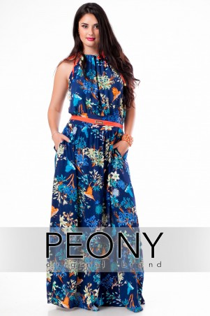 Peony: Платье Butterfly 130215 - главное фото