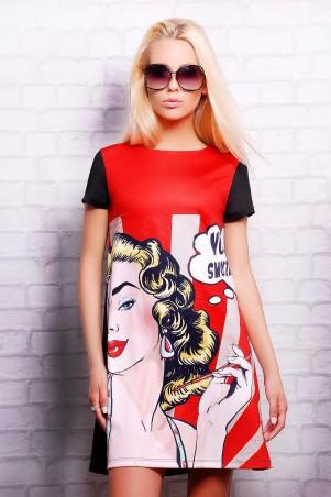 Glem: Платье No Smoking  Тая-2 к/р - главное фото