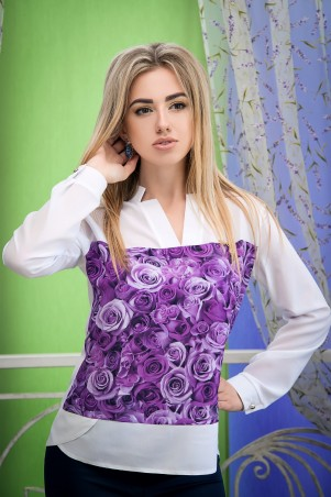 Vision FS: Блуза «Корица» 15653 - главное фото