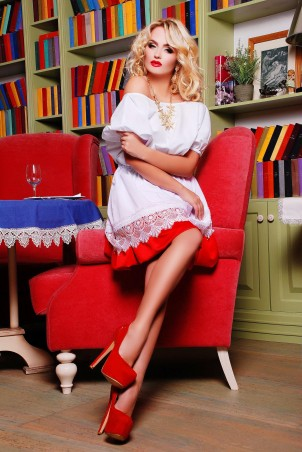 Swirl by Swirl: Платье 71165 - главное фото