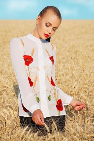 Glem: Блуза Маки  Лекса 3Ш д/р - главное фото