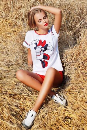 Glem: Блуза Mickey  Кимоно 2Н к/р - главное фото