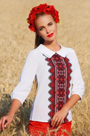 Glem: Блуза Украинский орнамент№2  Тамила2 д/р - главное фото