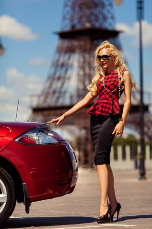 Jadone Fashion: Платье Chalin - главное фото