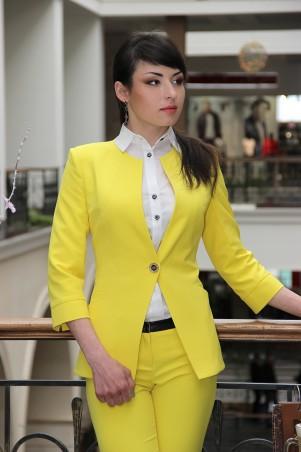 Tales: Жакет Жакет женский Corsar_yellow - главное фото